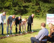 Harlan County Health System Breaks Ground on New Clinic